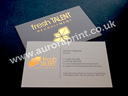 Colour printed silk board with lamination and copper foil print