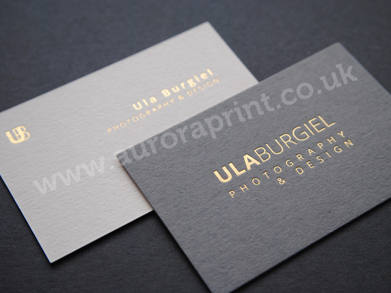 Gold Foil Business Cards Australia Gallery - Card Design And Card ...